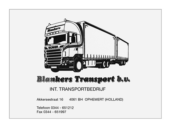 blankers-transport-bv