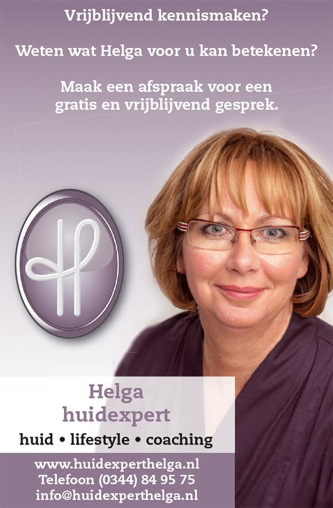 Huidexpert Helga