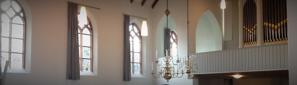 interieur St Maartenskerk Ophemert